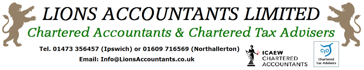 Lions Accountants Ltd